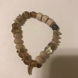 Stella & Dot Anda Intention Bracelet - Courage